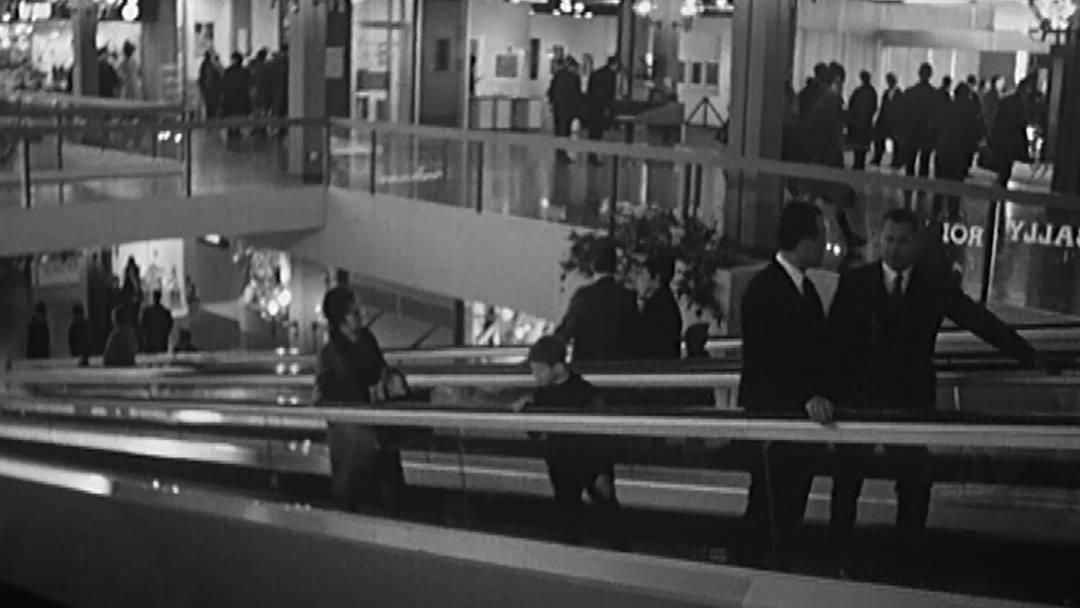 Türöffnung zum Paradies – wie und warum in Spreitenbach das erste Schweizer Einkaufszentrum entstand