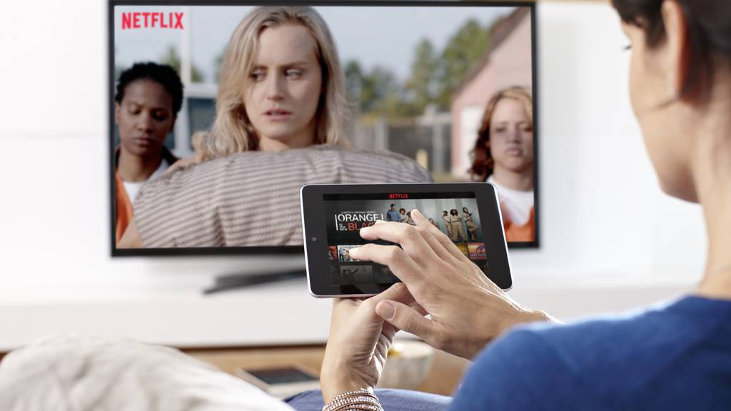 Netflix: Das schauen die Schweizer am liebsten