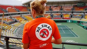 An den Olympischen Spielen in Rio ist das Zika-Virus ein Thema: Einige Sportler sind erst gar nicht angereist.MICHAEL REYNOLDS/Epa/Key