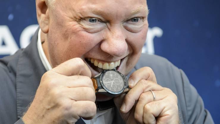 Jean-Claude Biver, Chef der LVMH-Uhrensparte sowie ihrer Uhrenmarken Tag Heuer und Zenith. (Archiv)
