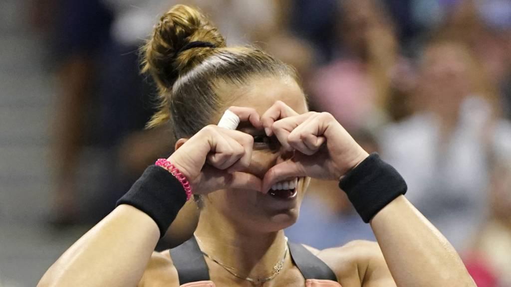 Das geschah am Mittwoch am US Open