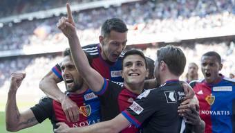 FC Basel - YB, 9.4.17