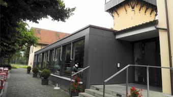 Das Restaurant Baldegg bietet im Sommer bayerische Spezialitäten an. (Archiv)