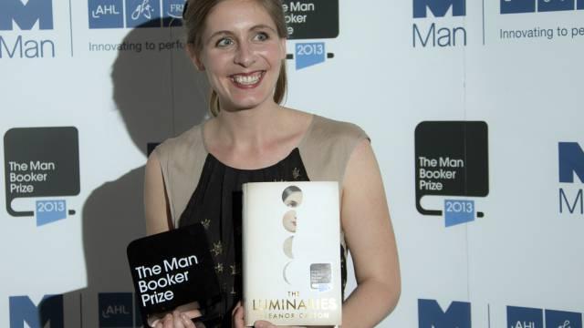 Jüngste Man-Booker-Preisträgerin: Eleanor Catton aus Neuseeland