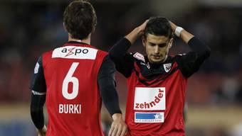 Der FC Aarau verliert das letzte Testspiel gegen Luzern.