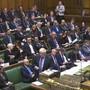 Kein Ende in Sicht: Parlament schmetterte Brexit-Zeitplan ab.