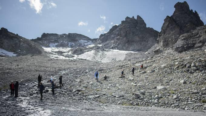 Trauer um Pizol-Gletscher