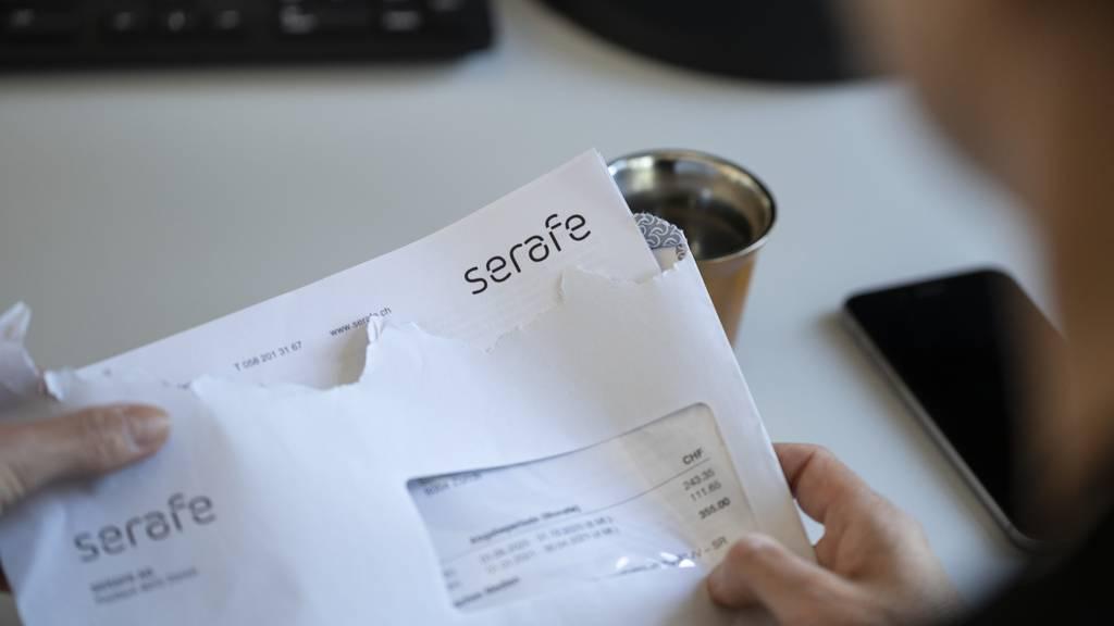 Radio- und TV-Gebühren: 5'000 falsche Rechnungen pro Monat