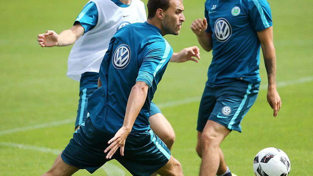 Bas Dost verlässt den VfL Wolfsburg in Richtung Portugal