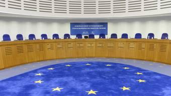 Der Europäische Gerichtshof für Menschenrechte.