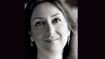 Die Journalistin Daphne Caruana Galizia wurde durch eine Bombe in ihrem Auto getötet.