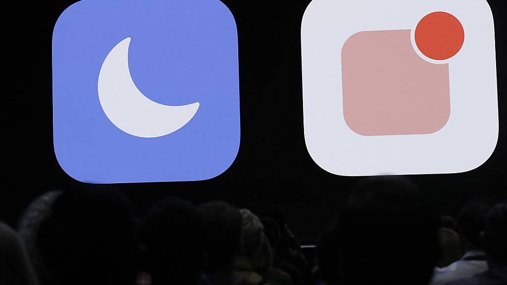Apple zeigt an seiner Entwicklerkonferenz Neuigkeiten für iOS 12.