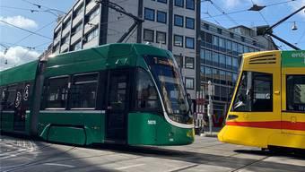 Wegen der freitäglichen Klimademo am Aktionstag im Detailhandel ist der Verkehr in der Innenstadt beeinträchtigt. (Symbolbild)