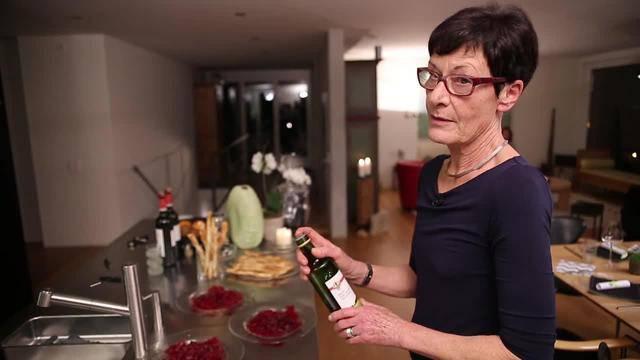 Heute kocht Brigitte (67)