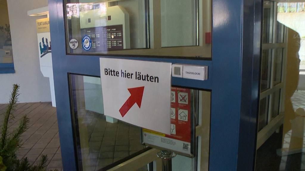 Besuchsverbot: Altersheime schliessen ihre Türen