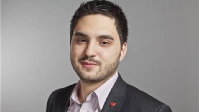 SP-Co-Präsident Cédric Wermuth: seit 2011 im Nationalrat.