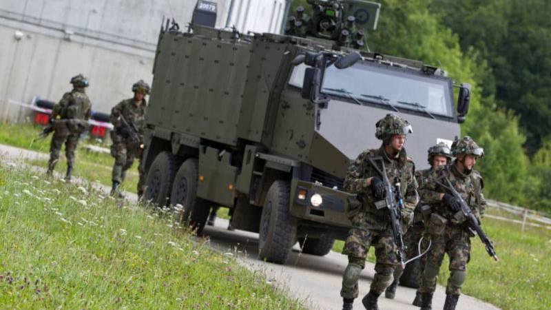 Kiffer-Tests in der Armee