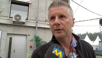 «Kein Problem, ich akzeptiere das»: Livio Bordoli wirkt kurz nach seiner Absetzung gelassen.