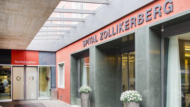 Mit über 2'200 Neugeborenen im Jahr ist das Spital Zollikerberg eine der beliebtesten Geburtskliniken im Kanton Zürich.