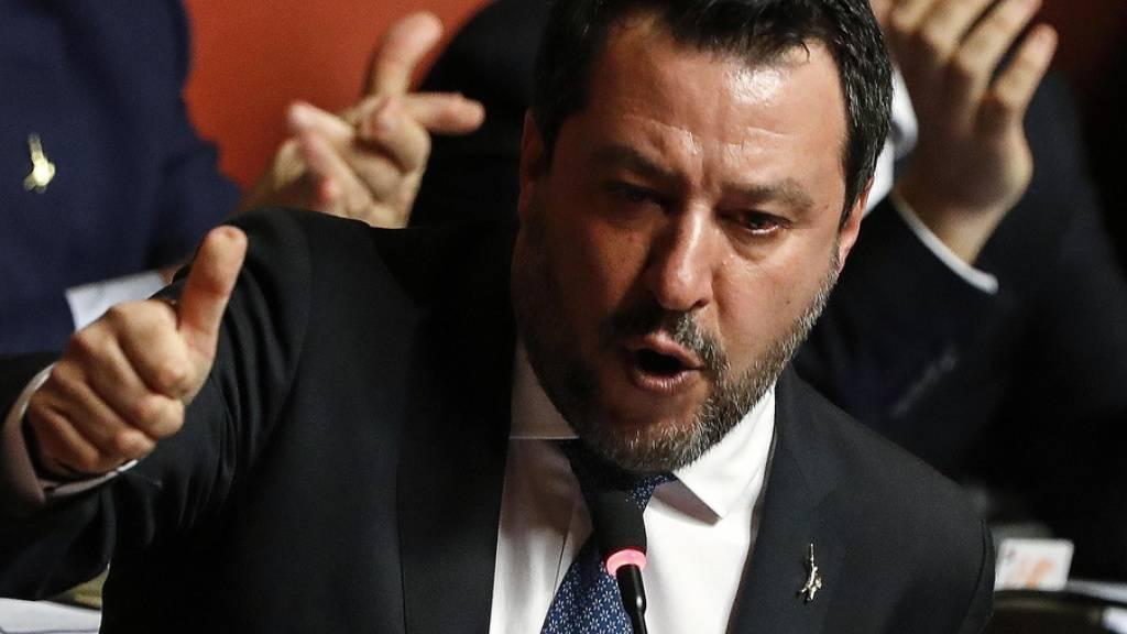 Senat in Italien macht Weg für Gerichtsprozess gegen Salvini frei