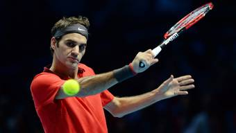 Federer Auftaktsieg World Tour Finals