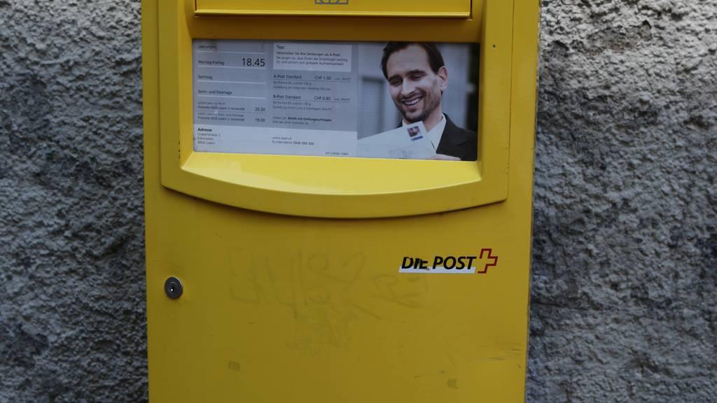 Finanzkontrolle kritisiert die Post