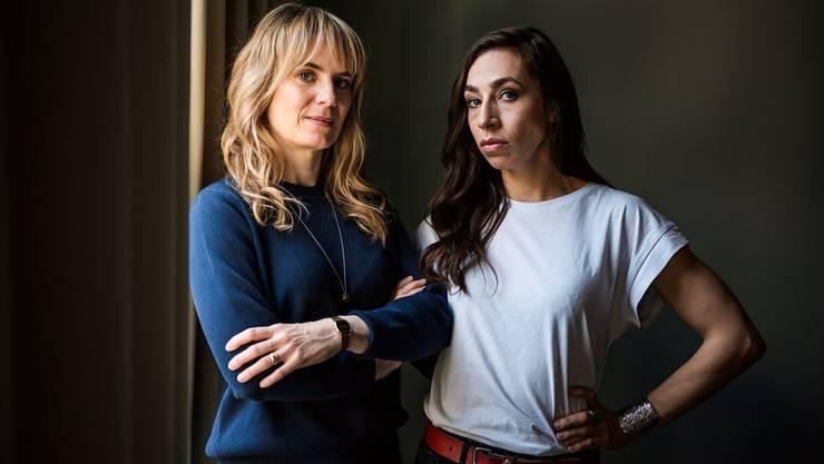 Anna Pieri Zuercher und Carol Schuler sind die neuen Ermittlerinnen des Zürcher «Tatort».