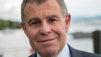 Ernst Stocker, Zürcher Volkswirtschaftsdirektor