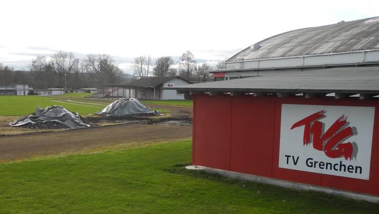 Der TV Grenchen wählt an seiner 160. Generalversammlung einen neuen Ressortleiter Stadion.