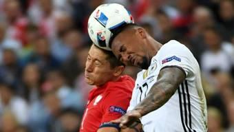 EM 2016: Deutschland - Polen 0:0