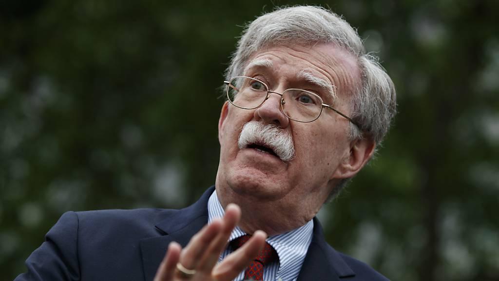 Ex-Sicherheitsberater rechnet mit Trump ab