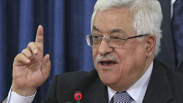 Mahmud Abbas ruft Wahlen aus (Archiv)