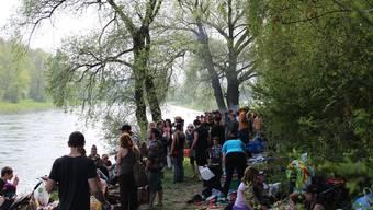 Auch dieses Jahr findet am 1. Mai in der Nähe des Klosters Fahr der sogenannte Technogrill statt. Das Fest soll wie immer im kleinen Rahmen stattfinden.
