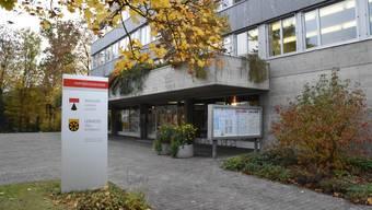 Das Gemeindehaus Wohlen. (Symbolbild)