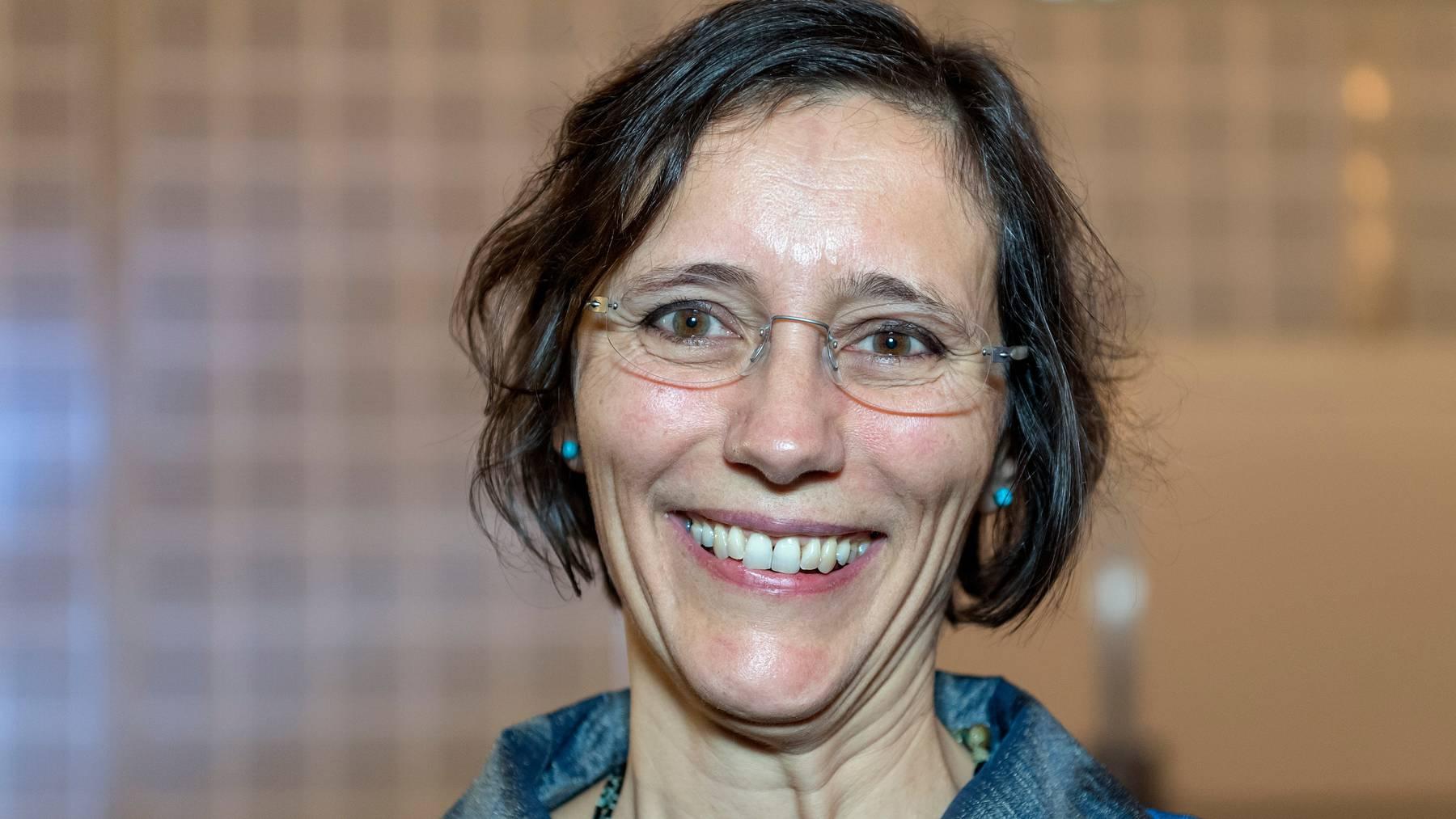 Die Grünen Basel-Stadt unterstützen im zweiten Wahlgang für den Regierungsrat Heidi Mück.