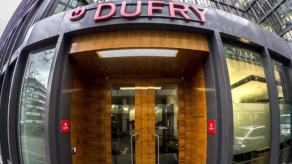 Duty-Free Spezialist Dufry weiterhin tief in den roten Zahlen