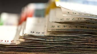 830 Millionen Franken von Nordafrikanischen Potentaten sind in der Schweiz eingefroren worden (Symbolbild)