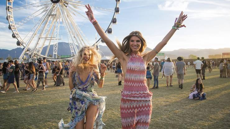 Dieses Line-Up wartet auf euch beim Coachella Festival in den USA: