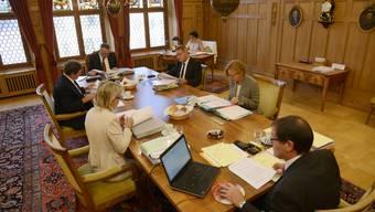Der Regierungsrat solle die Revision des Strassengesetzes vorantreiben, fordert die Baukommission.