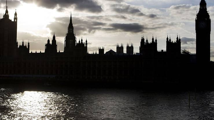 Licht aus für das britische Parlament - zumindest für eine Weile. Das sei rechtens, kam ein schottisches Gericht zum Schluss.
