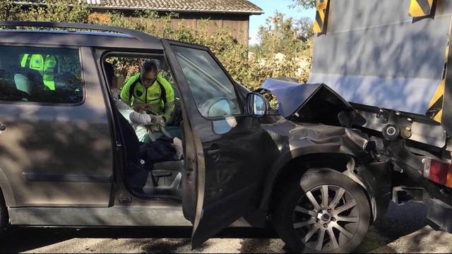 Sachschäden wegen Auffahr-Unfällen