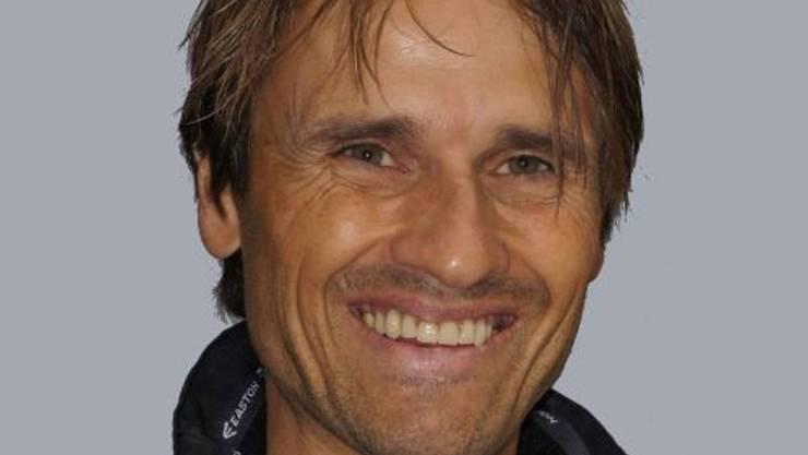 Coach Manfred Reinhard.