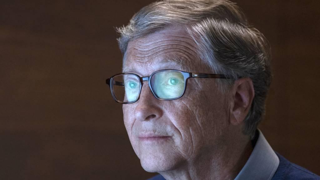 Impfung für Milliarden: Bill Gates fordert globale Lösung