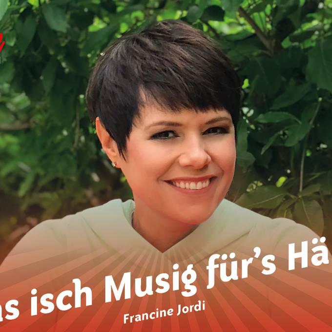 Francine Jordi : Das isch Musig fürs Härz