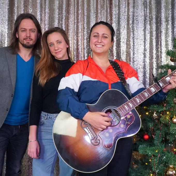 Adventstalk mit Anna Känzig und Tobey Lucas