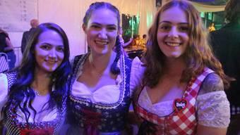Erstes Oktoberfest in Aarau