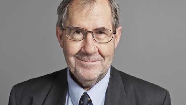 Siegte zum zweiten Mal in der Einzelwertung: Der Zürcher SVP-Nationalrat Hans Kaufmann (Archiv)