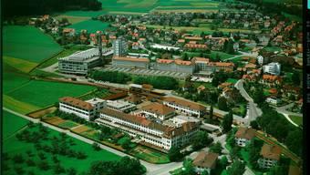 Die Firma Lanco in Langendorf