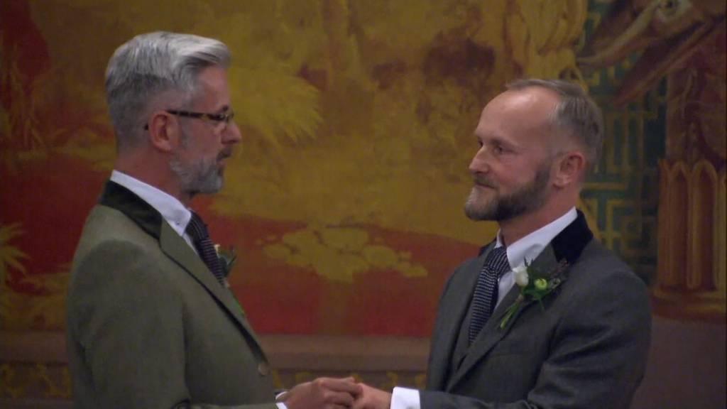 CVP befürwortet Homo-Ehe