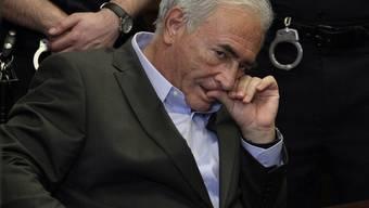 Journalistin geht nun doch nicht gerichtlich gegen Strauss-Kahn vor